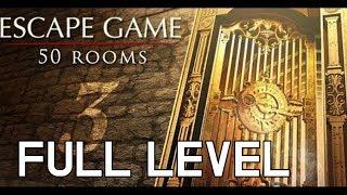 Escape Game 50 Rooms 3 Walkthrough - Full Level - Level 1 To 50 (BusColdApp)