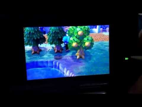 Animal Crossing New Leaf how to shake trees