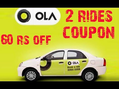 Free ola ride !! Coupon code free ola!! New coupon !! Free Ride for all user old/new