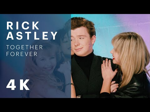 Rick Astley - Together Forever (Video)
