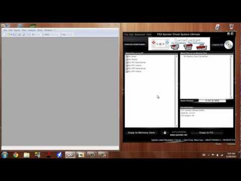 Free PS3 xploder game save resigning service