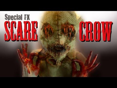 Creepy Scarecrow Makeup Tutorial