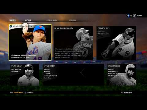How To Download 2017 Opening Day Rosters  to MLB The Show 16 PlayStation 3 Platform