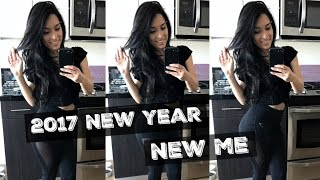 2017 New Years Fitness + Life Goals