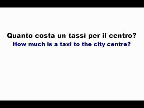 Learn Italian language, Italian course for beginners, Lesson 4: Where is (Searching and finding)