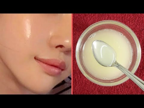 GLOW SERUM For Shiny & Glowing Skin | Homemade SERUM for Clear Spotless Glowing Skin|RABIA SKIN CARE
