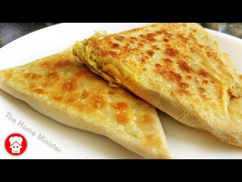 जब कोई नाश्ता या डिनर समझ न आये तो बनाये ये कम तेल में झटपट तैयार अंडा पॉकेट्स| Nashta Recipe hindi