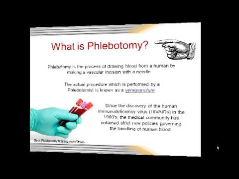 Phlebotomy Training in Texas | TX Phlebotomist Certification