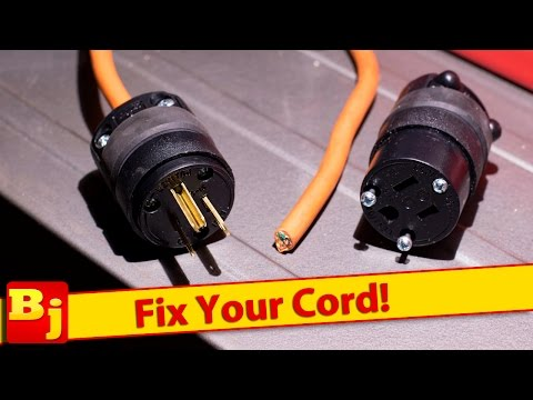 How to Replace Cord Ends