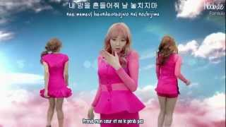 Two X -  Ring Ma Bell [French subs / Vostfr + Romanization + Hangul]