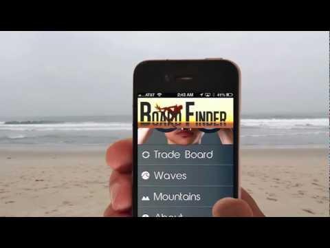 BoardFinder Commercial  30 spot Download the App