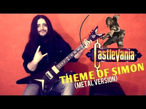 CASTLEVANIA 4 - Theme Of Simon - METAL Version