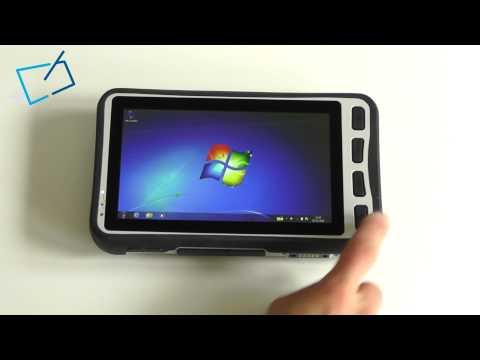 WinSlate MD - 7 inch IP65 Ruggedized Windows Tablet