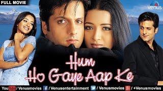 Hum Ho Gaye Aapke | Hindi Movies Full Movie | Fardeen Khan Movies | Reema Sen | Bollywood Movies