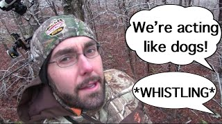 Anti Hunters Behaving Worse Than Animals
