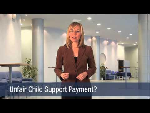 Unfair Child Support Payment