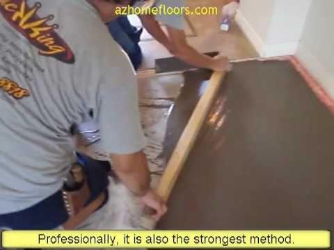 Professional Dust Free Concrete Leveling For Maximum Flatness