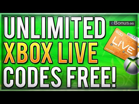 ✅2018 FREE Xbox Live Gold Forever Hack!!