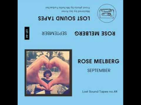 Rose Melberg - Not So Much to Be Loved as to Love (Jonathan Richman)
