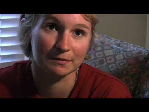 Runner Sarah Sumpter talks about her eating disorder