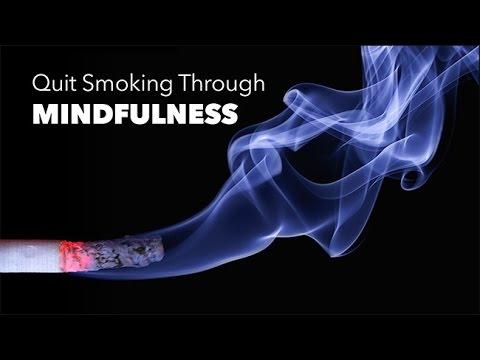 Quit Smoking Through Mindfulness