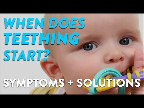 When Does Teething Start? Symptoms and Solutions | CloudMom