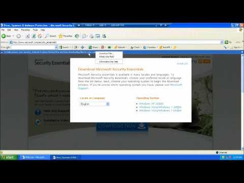 How to get free antivirus software Windows XP edition PCWhizKid