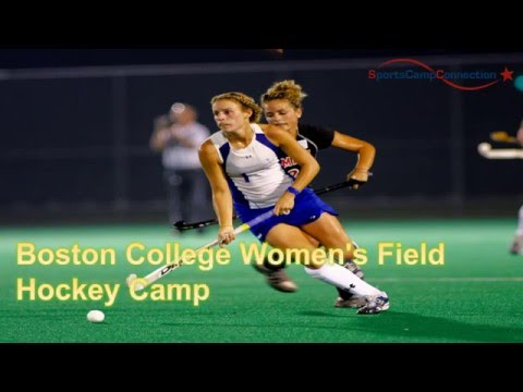 Join Boston College Women's Field Hockey Camp 2016