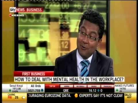 20130725 Managing mental health issues in the workplace