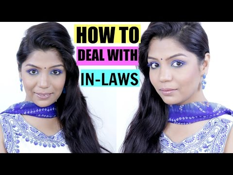 Hindi Vlog | How To Deal With In Laws | SuperPrincessjo