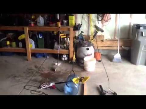 Catapult Water Balloon Launcher