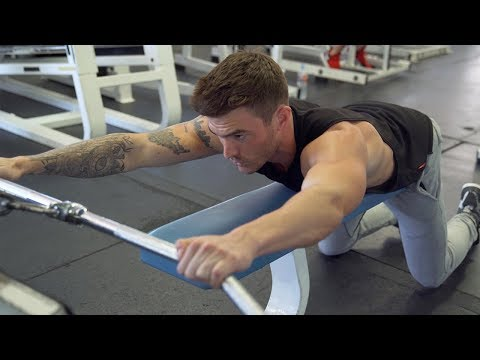 V Shred | One Back Exercise Superset to Thicken & Widen Your Lats