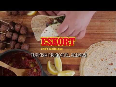 ESKORT: Turkish frikkadel kebabs