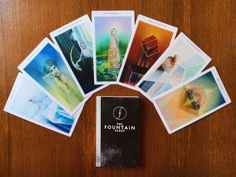 The Wisdom Seekers Tarot | The Fountain Tarot | Osho Zen Tarot Card Review