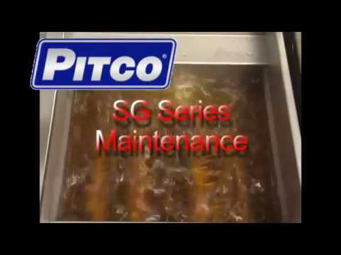 How to Clean a Fryer | Pitco SG14-S Commercial Fryer Tutorial
