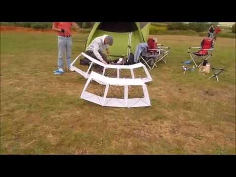 Martin Corrie's Box kite