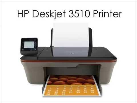 HP Deskjet 3510 Printer Power Adapter Explained
