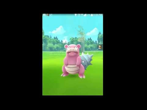 Funny adventure with Pokémon Go