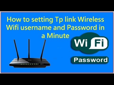 How to Change WiFi Name and Password Using Router Easily (Secure Wifi Network )