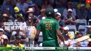 Babar Azam • The Next Big Thing