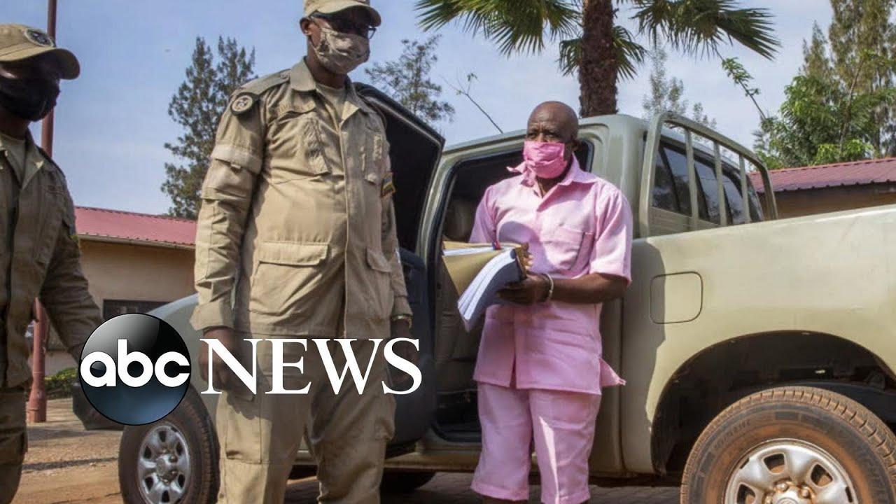 'Hotel Rwanda' hero convicted of terrorism in Rwandan court
