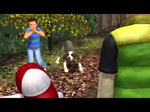 The Sims 3 - PETS Announce Trailer