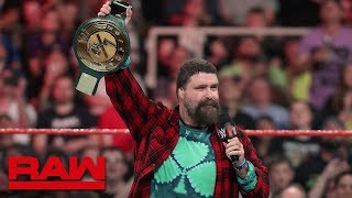 Mick Foley debuts the 24/7 Championship: Raw, May 20, 2019