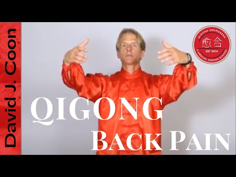 One Qigong Exercise for Back Pain and Reducing Inflammation