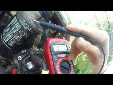 Johnson 90 hp v4 troubleshoot #5 - bad solenoid
