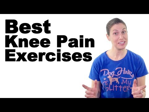 10 Best Knee Pain Strengthening Exercises – Ask Doctor Jo