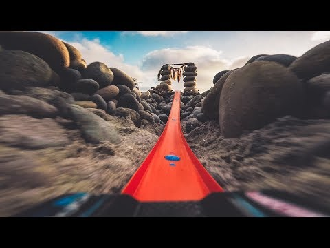 GoPro x Hot Wheels: Beach Run POV