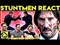 Stuntmen React To Bad Great Hollywood Stunts 3