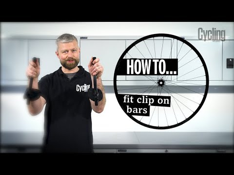 How to fit clip on bars | Cycling Weekly