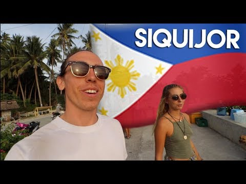 Arriving in SIQUIJOR - Philippines Travel Vlog Ep 16